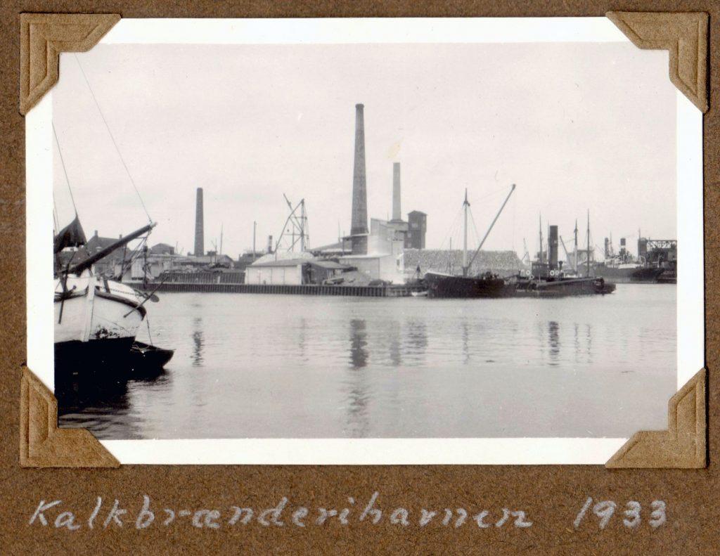 70.15 Kalkbrænderihavnen 1933