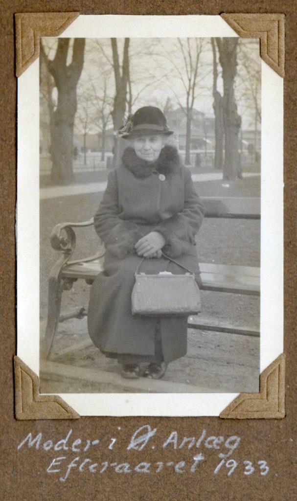 70.16 Østre Anlæg 1933