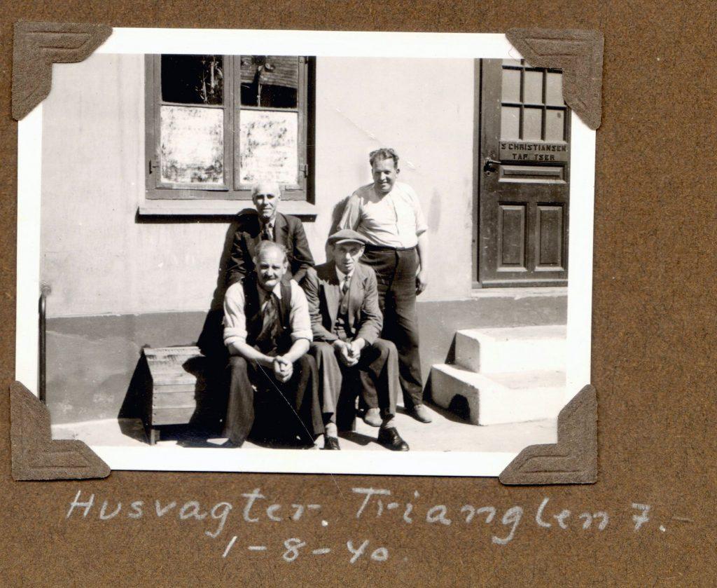 70.163 Husvagter Trianglen 7, 1940