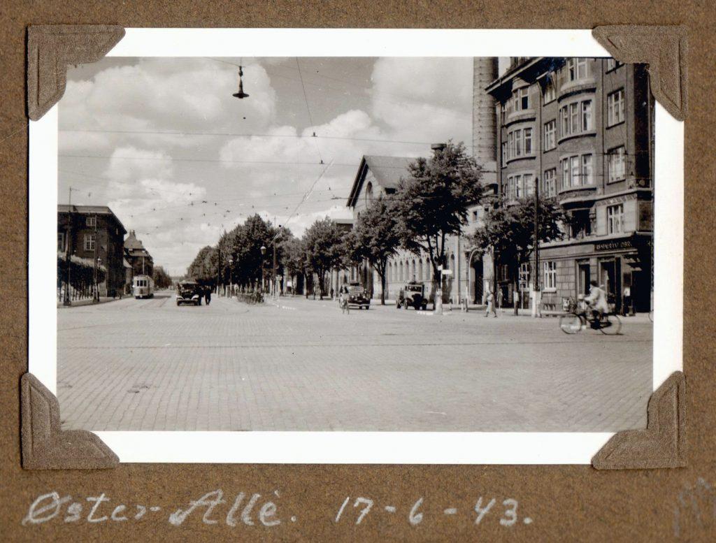 70.179 Øster Alle 17. juni 1943