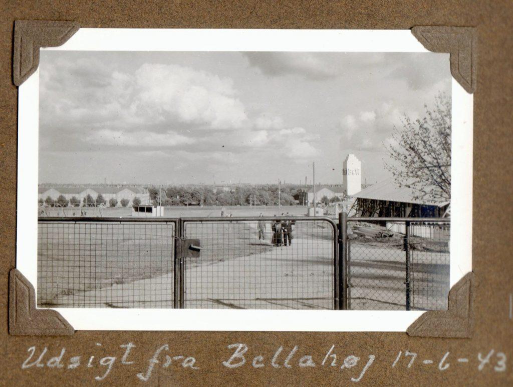 70.180 Udsigt fra Bellahøj 1943