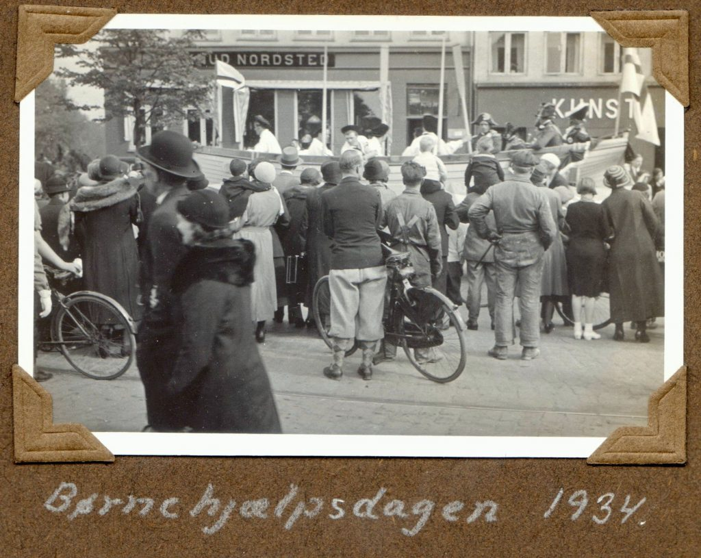 70.22 Børnehjælpsdagen 1934