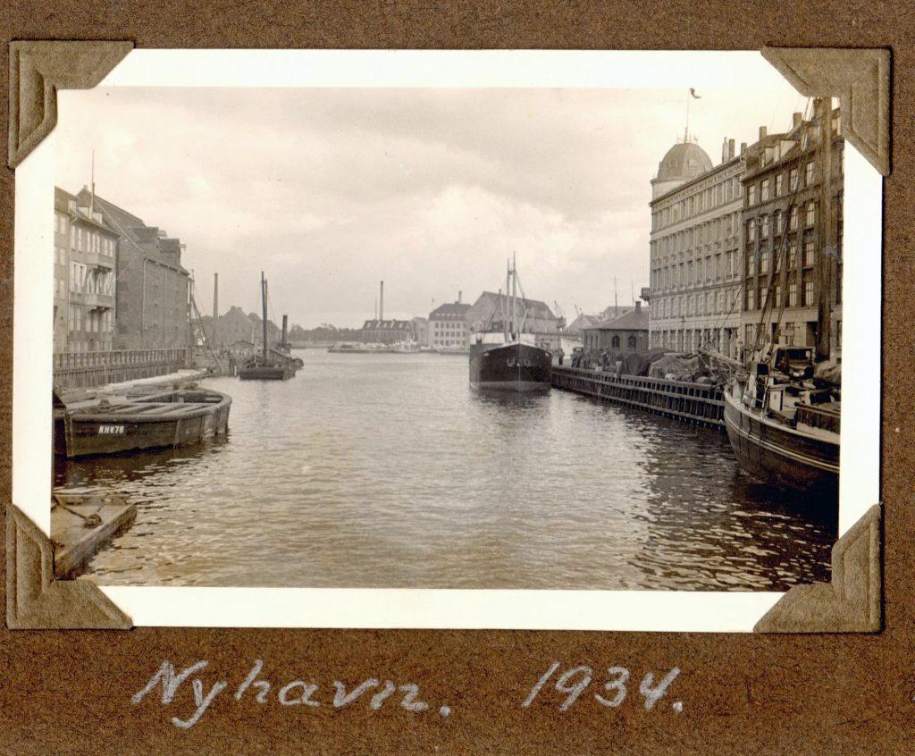 70.35 Nyhavn 1934