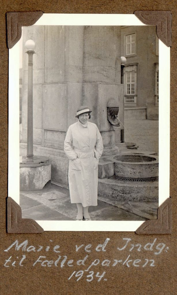 70.38 Fælledparken 1934