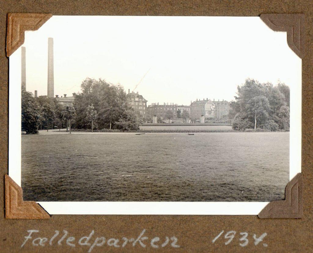 70.39 Fælledparken 1934