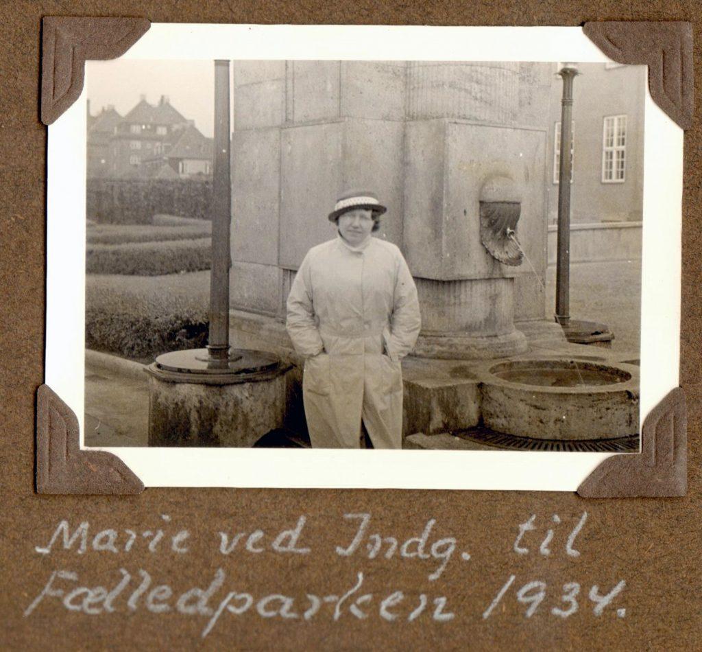 70.40 Fælledparken 1934