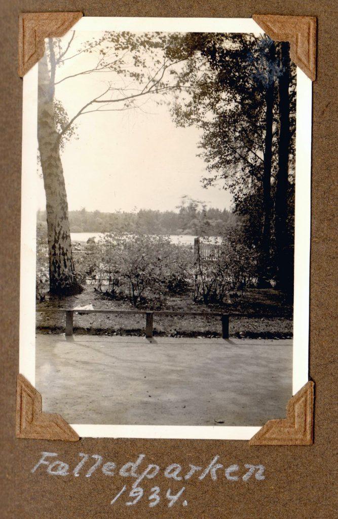 70.51 Fælledparken 1934