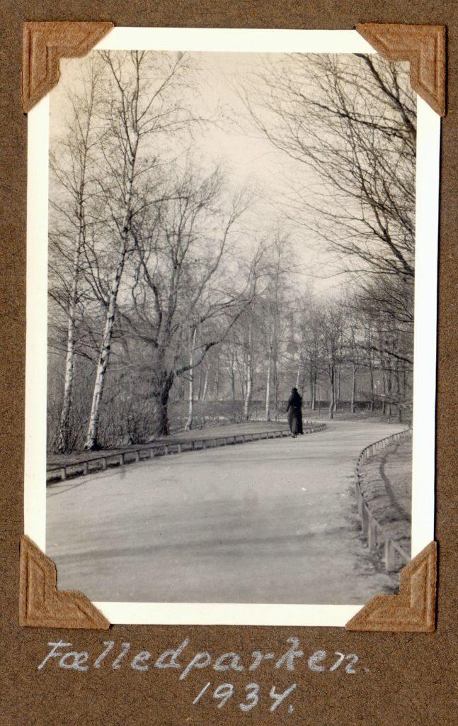 70.52 Fælledparken 1934