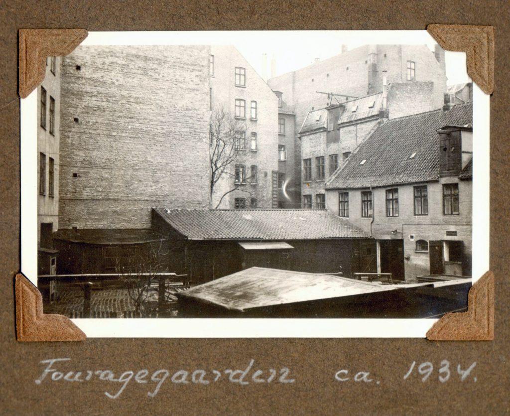 70.89 Fouragegaarden 1934