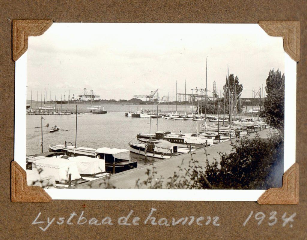 70.90 Lystbådehavnen, København 1934