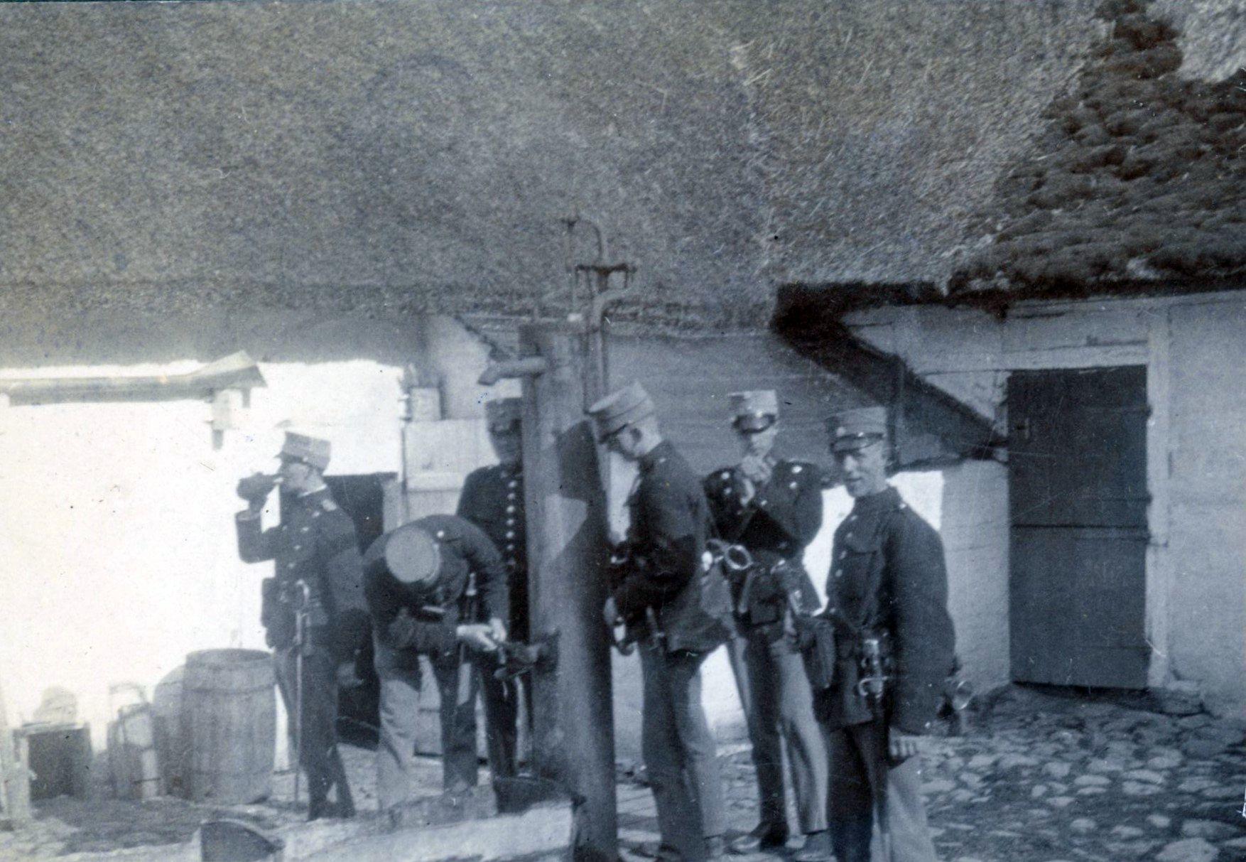 70.274 Kantonnementet 1923