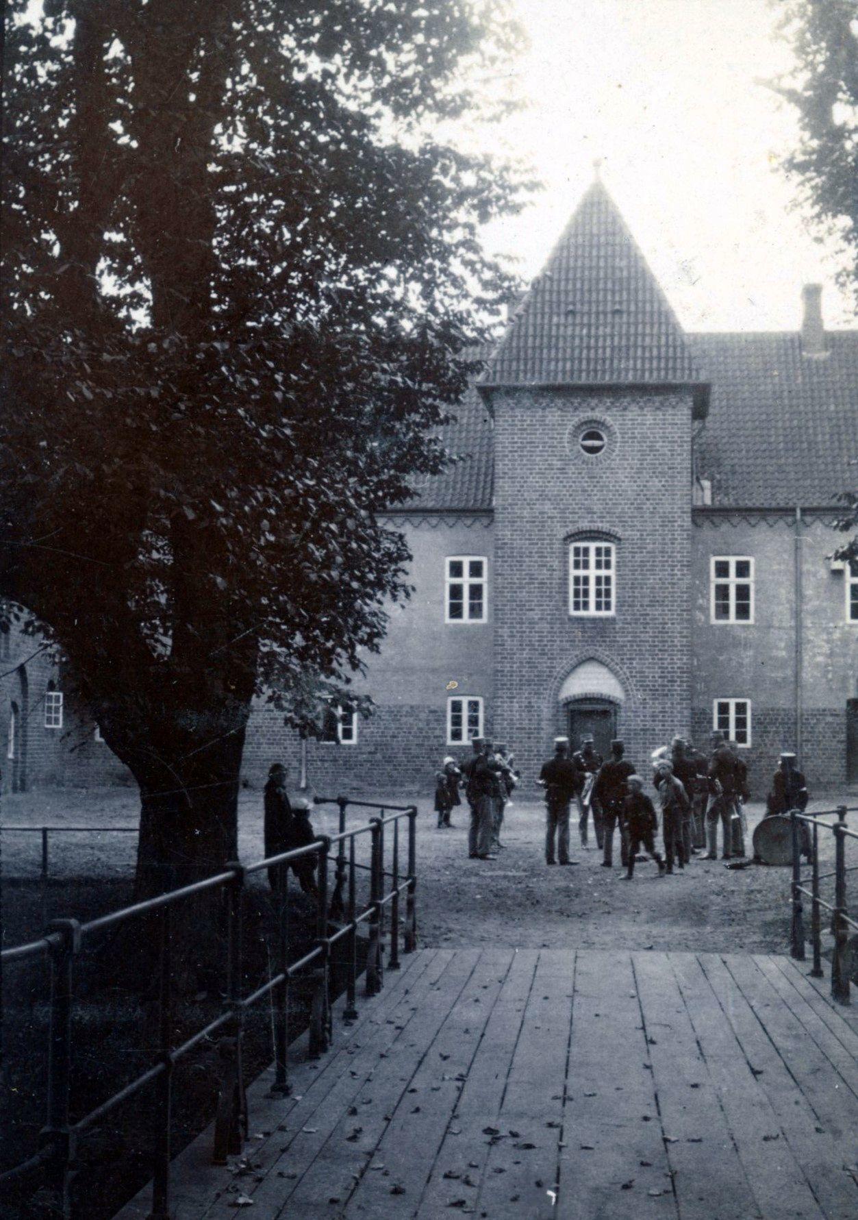 70.276  Kantonnementet 1923
