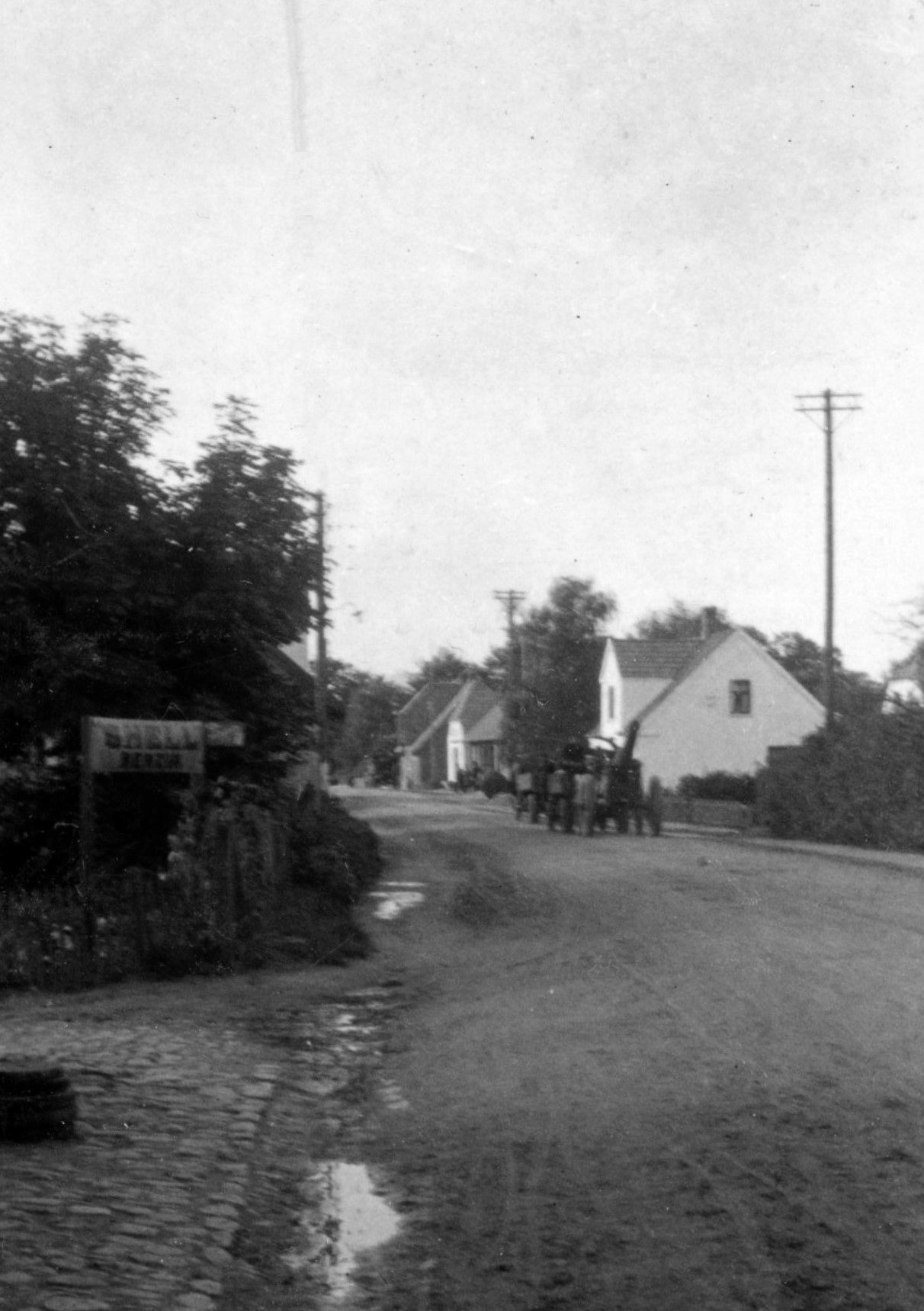 70.281 Kantonnementet 1923