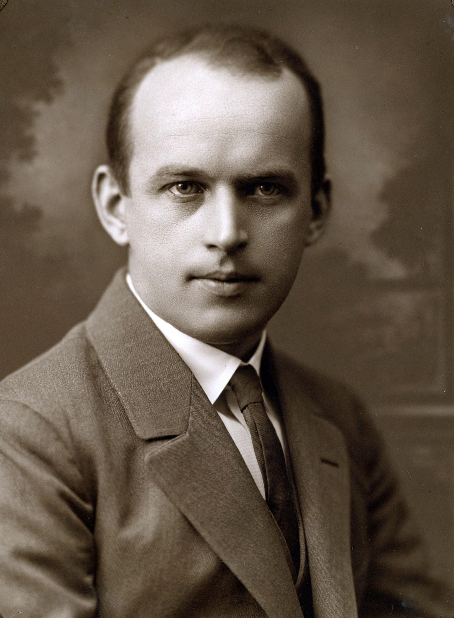 70.314 Svend Stokholm Lundsgaard år 1930