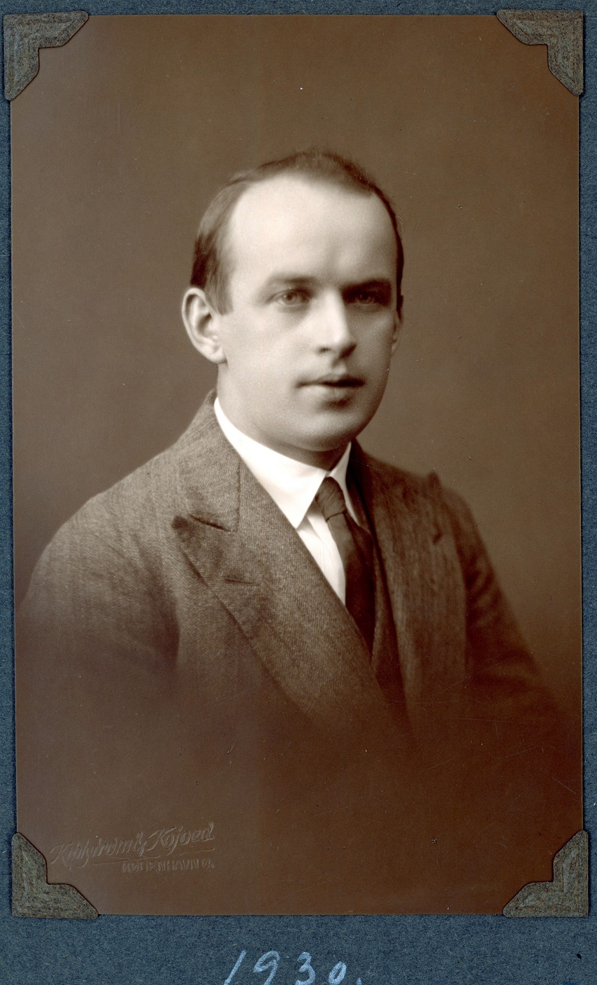 70.315 Svend Stokholm Lundsgaard år 1930