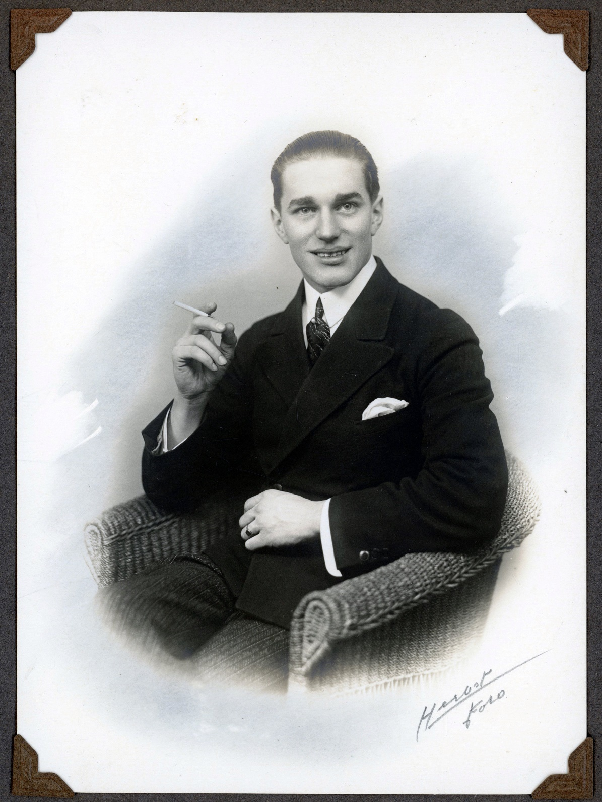 70.318 Edvard Thomsen 1930