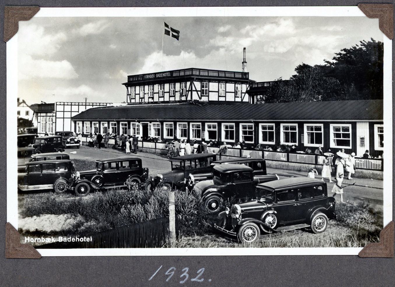 70.328 Hornbæk Badehotel 1932